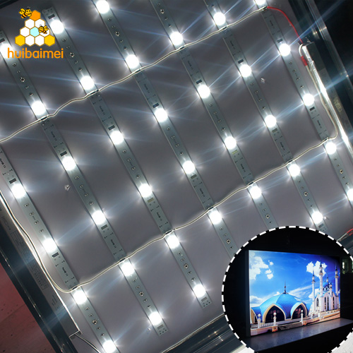 manufacture light box backlight LED strip light  SMD2835