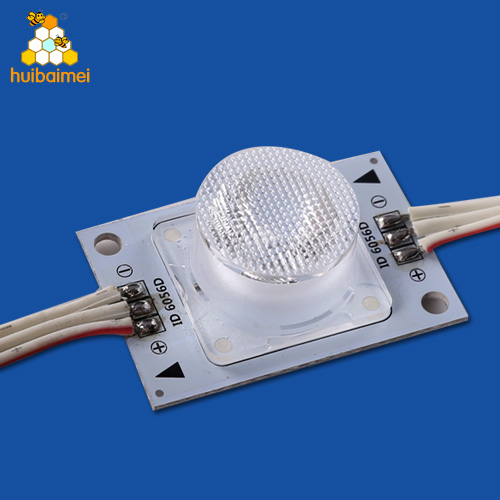 high power constant current adjustable LED edgelit light module