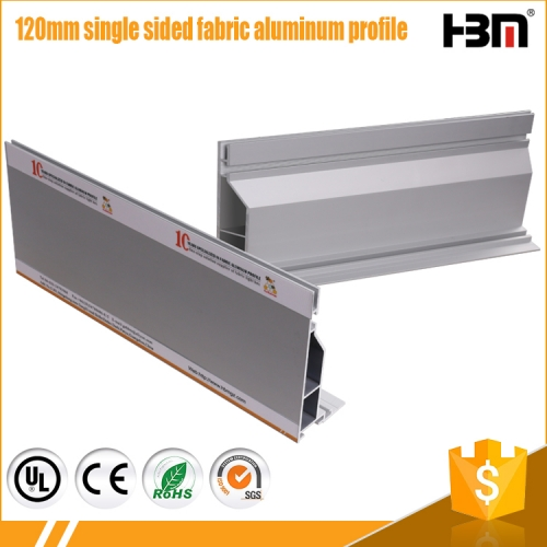 HBMC-120 aluminum profile to Chile