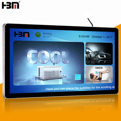 manufacture 32inch android lcd screen digital signage advertising