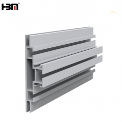 Light Box Extrusion 10cm Depth Aluminum Extrusion Fabric Display Frame