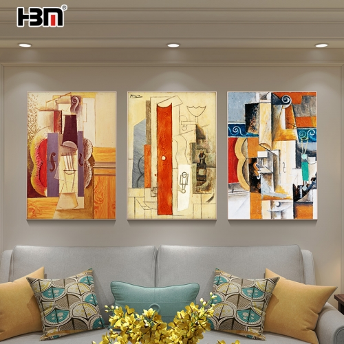 30mm Thickness Home decor photo wall mounted picture frames